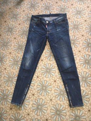 Dsquared Jeans in Größe italienisch40, deutsch 34. wie neu. Absoluter Hingucker
