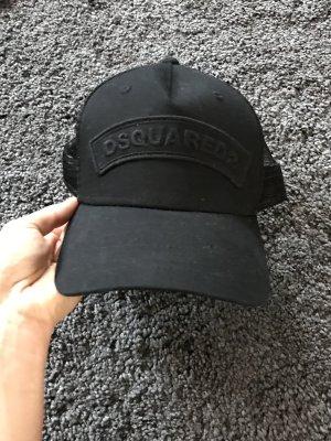 Dsquared2 Baseballpet zwart