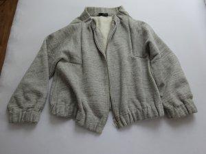Dsquared2 Veste chemise gris clair