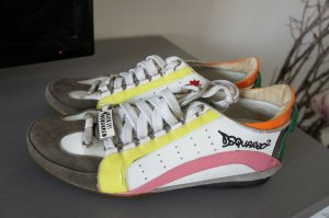 DSQUARED Schuhe Sneaker Größe 37 Damen