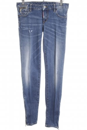 Dsquared Skinny Jeans blau Casual-Look