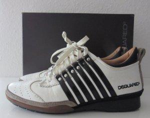 DSQUARED Sneaker Gr. 38 weiss