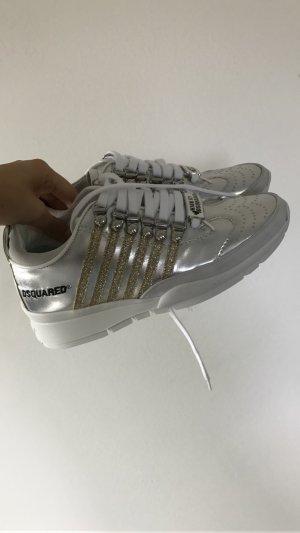 Dsquared Sneaker ungetragen in weiß
