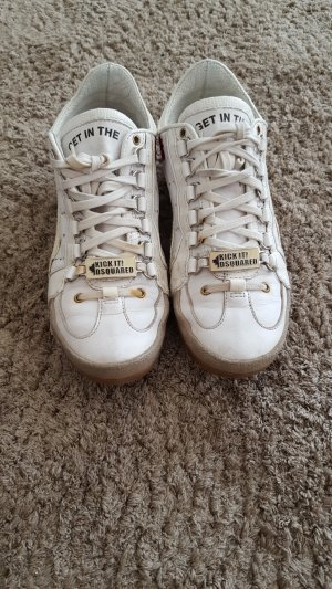 Dsquared Sneaker weiss
