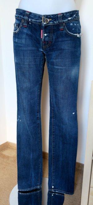 DSquared Straight Jeans, Gr DE 36