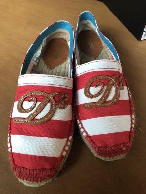 Dsquared2 Espadrille Sandals multicolored
