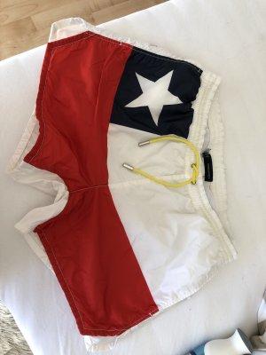 Dsquared2 Costume boxer bianco