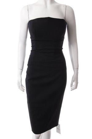 Dsquared2 Bustierkleid schwarz klassischer Stil