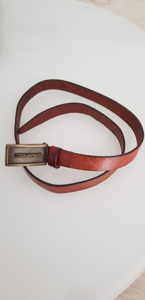 Dsquared2 Belt bronze-colored