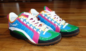 Dsquared2 Damen Sneakers Gr. 39
