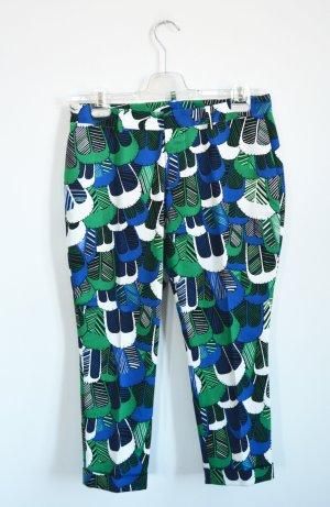 Dsquared2 Dsquared Hose 3/4 Stretch Jeans mit wundervollem Print