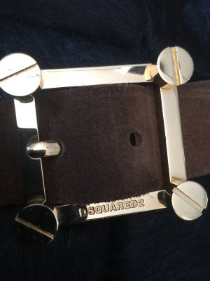 Dsquared2 Leather Belt multicolored