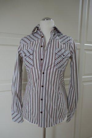 DSQUARED2 Hemd aus Baumwolle, im Country und Western-Stil, Gr. ital. 46 oder EUR 38/40