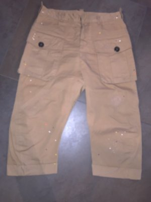 Dsquared2 Pantalone largo beige