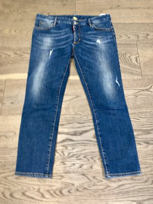 DSQUARED2 Jeans cropped 38 medium waist