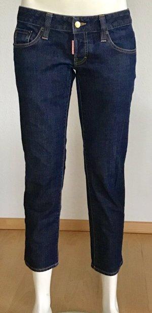 Dsquared2 7/8 Length Jeans blue