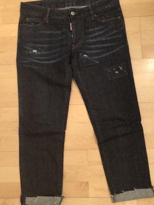 Dsquared2-Jeans, Gr. IT 42, blau