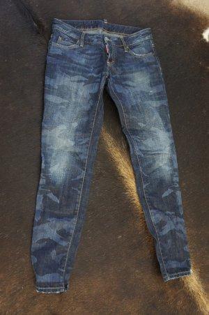 DSQUARED2 Jeans Größe 34 it. 40 TOP!!!