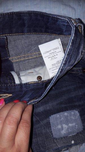 dsquared2 jeans hot pants short