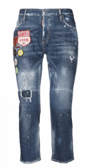 Dsquared2 Jeans mit Patches