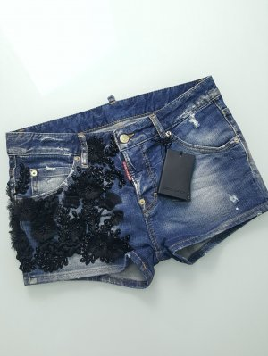 Dsquared2  Jeans Pants Damen Luxus Hotpants Hose Gr.S