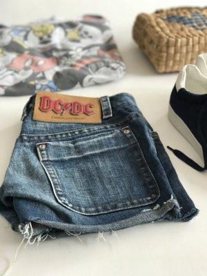 Dsquared2 jeans Shorts hot pants kurze Hose 34 IT40