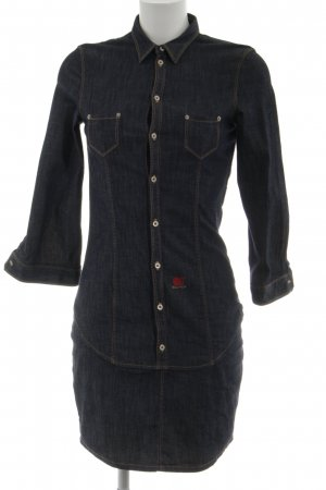 Dsquared2 Denim Dress blue casual look