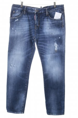 Dsquared2 Karottenjeans Farbverlauf Casual-Look