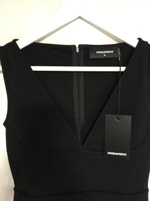 Dsquared2 Kleid in schwarz