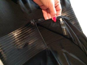 Dsquared2 kurzes Kleid in schwarz