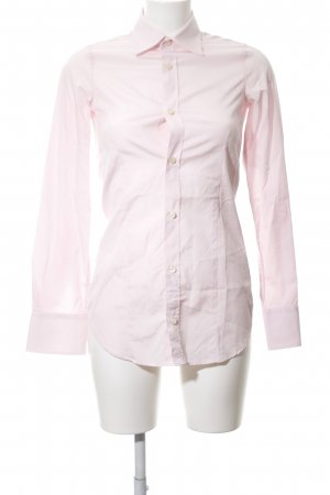 Dsquared2 Langarm-Bluse pink Business-Look