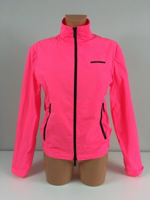 Dsquared2 leichte Damen Jacke Gr. 36 neonpink