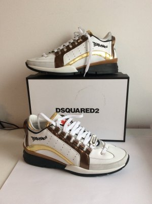 DSQUARED2 NEUE SNEAKER GR. 39,5