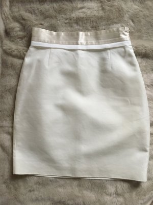 Dsquared2 Miniskirt white cotton