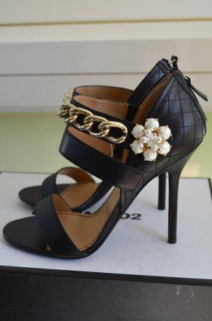 Dsquared2 Sandaletten schwarz Gr. 38