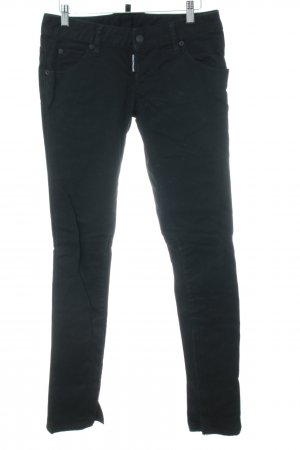 Dsquared2 Skinny Jeans grün Casual-Look