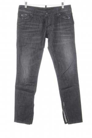 Dsquared2 Slim Jeans anthrazit Casual-Look