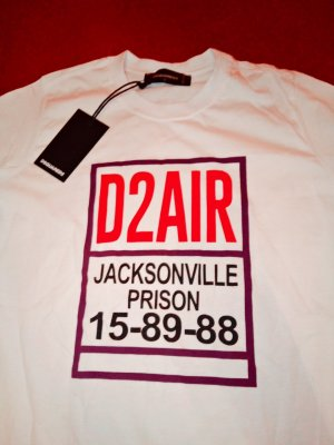 Dsquared2 T Shirt Größe M