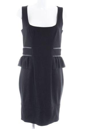 Dsquared2 Trägerkleid schwarz Elegant