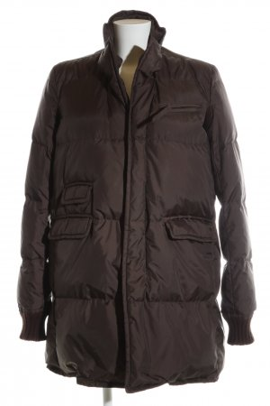 Dsquared2 Winterjacke braun Steppmuster Casual-Look