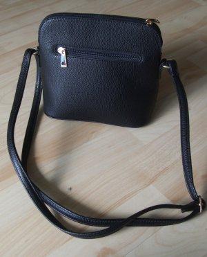 DUDLIN Tasche Schultertasche schwarz