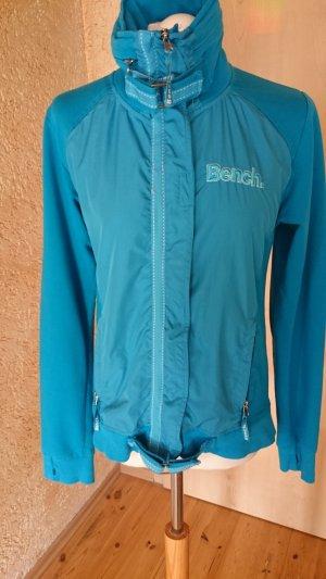 Bench Giacca blu neon