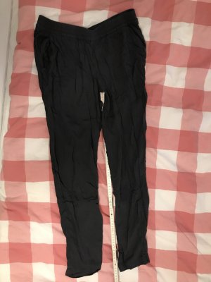 H&M Low-Rise Trousers taupe