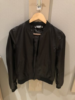 Noisy May Bomber Jacket black polyester