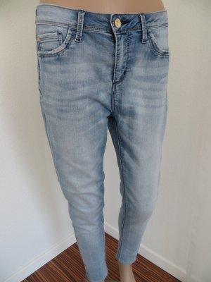 dünne Jeanshose, stretch, Größe 38, Tally Weijl