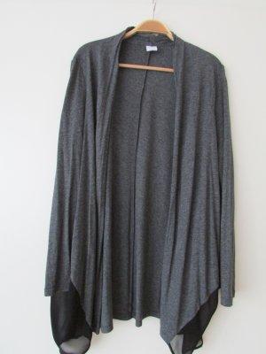 Dünne Jersey Jacke - sehr modern!