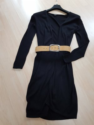 Esmara Leather Jacket black cotton