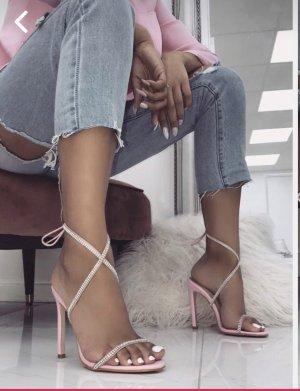 High Heel Sandal light pink