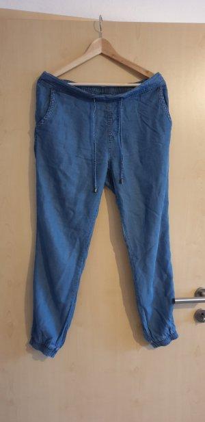 Esmara Linen Pants slate-gray