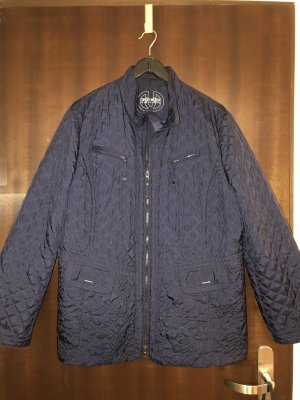 Gerry Weber Quilted Jacket dark blue